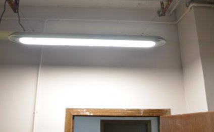45W Hotel Led Linear Pendant