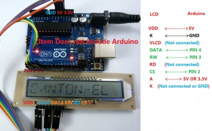 LED Display for Arduino
