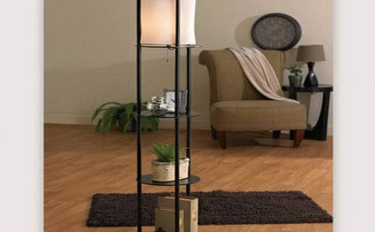 Aesthetic Floor Lamp With