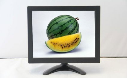 LED monitor display