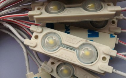 55 lumens led lights for