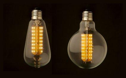 LED Edison Bulb A More Energy