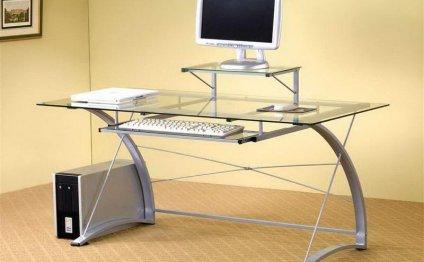 Charming Diy Computer Desk