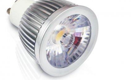 Driverless LED Spotlight 6W AC