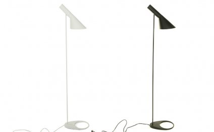 Arne Jacobsen Style AJ Floor