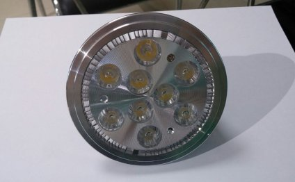 Gu10 9W IP50 Dimmable LED PAR