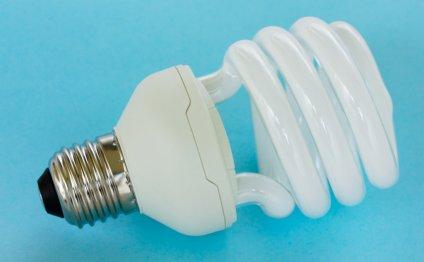 CFL Lightbulb - low energy
