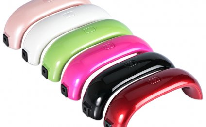LED Light Lamp Gel Nail