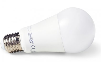An energy-saving LED light