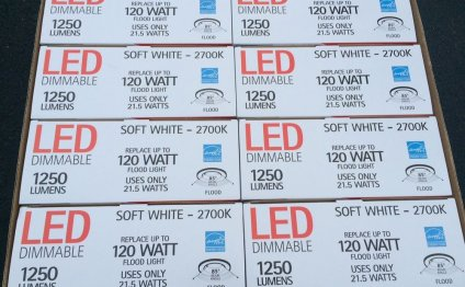Lot of 8 2pk 16 Lights Feit