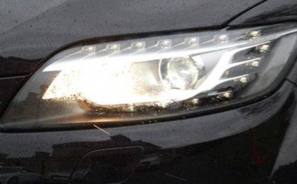 Modern car lights could save