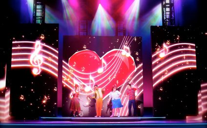 P5 LED Stage Screen for