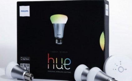 Philips hue: the world s