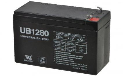 Pololu - Understanding battery