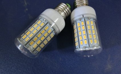 2pcs/lot 96led 5730 E27 led