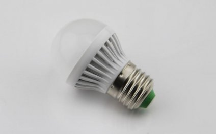 3W LEDbulb with super bright
