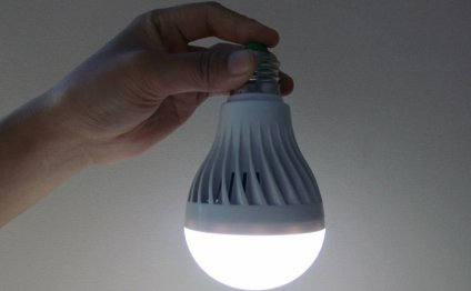 Rechargeabl house led bulbs