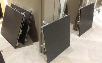 Advantage of custom LED