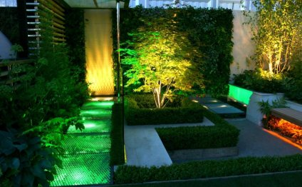 Small Garden LED Lights