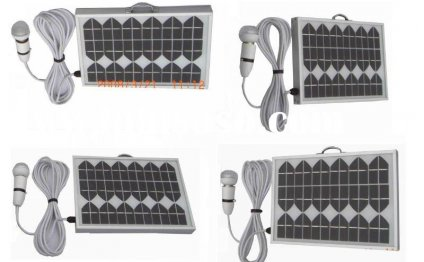 Solar lights indoor