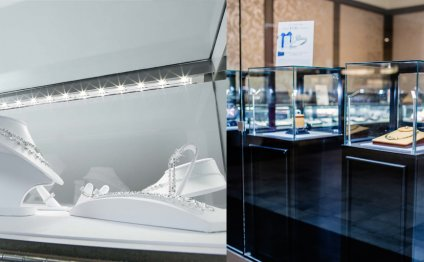 Display Case Lighting