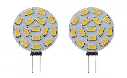 Warm White LED Light Bulbs