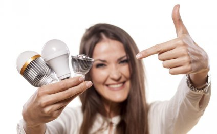 Some types of LED bulbs