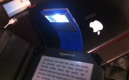 Clip-On Flexible LED Reading Light