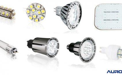 Aurora LED Lamps