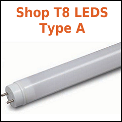purchase Type A T8 LED Tubes Existing Ballast