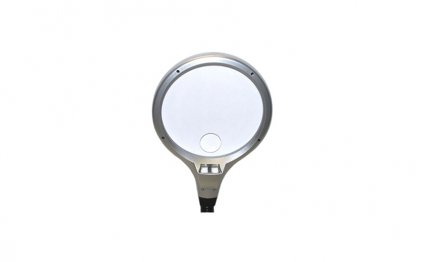 LED Magnifier Desk Lamp