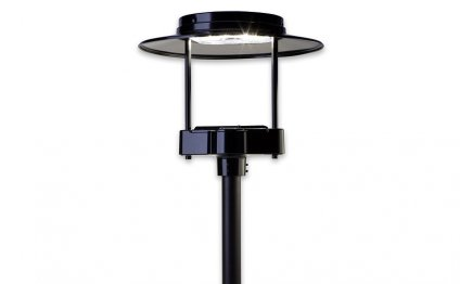 LED Outdoor Lamp Post