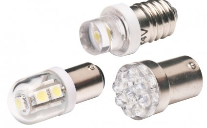 LED Replacement light bulbs
