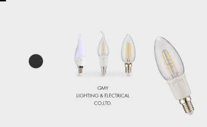 LED Bulbs, Candles