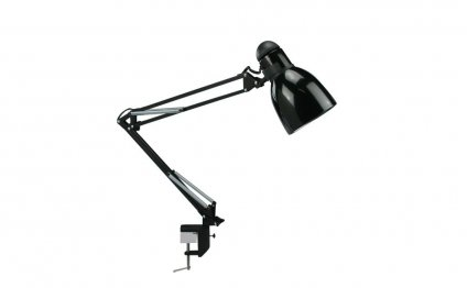 Clamp-On LED Desk Lamp