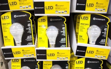Inexpensive LED light bulbs