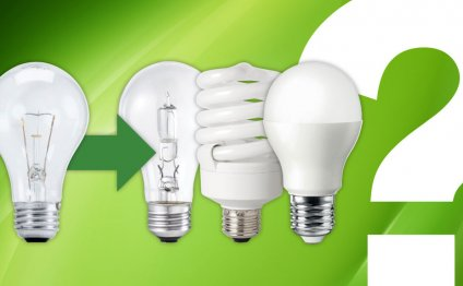 Replacing light bulbs with LED