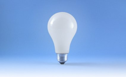 Household light bulbs
