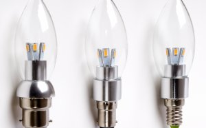 Candle LED bulbs