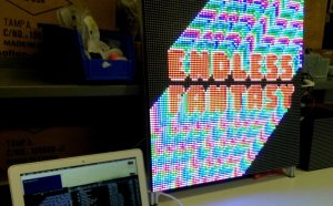 How to build LED display Board?