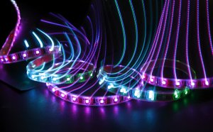 LED Outdoor Lighting strips