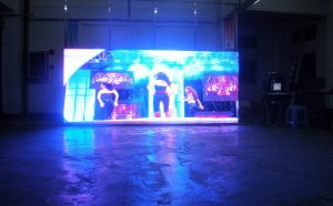 LED screen Wall