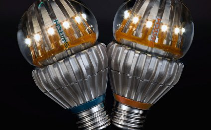 Energy efficient LED light bulbs