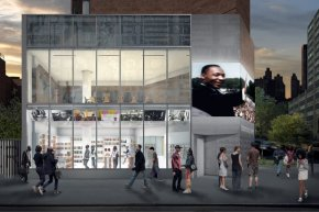 The committed remodelling task includes setting up a high-definition Light-emitting Diode display screen in the facade, brand-new benches and landscape on Lenox Avenue, expansions into the present store and study rooms, and adding a fresh event space for children.