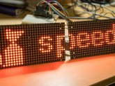 LED display Arduino