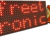 LED Dot matrix display Driver