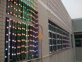 LED Light screen