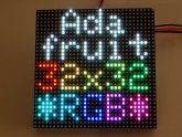 LED matrix display Arduino