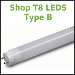 Type B T8 LED Tubes to purchase