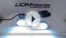 4-Light High Power LED Car Warning Strobe Flashing
